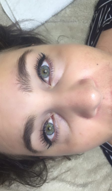 Love Lashes Curacao Lashlift