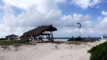 uitzicht Klein Curaçao