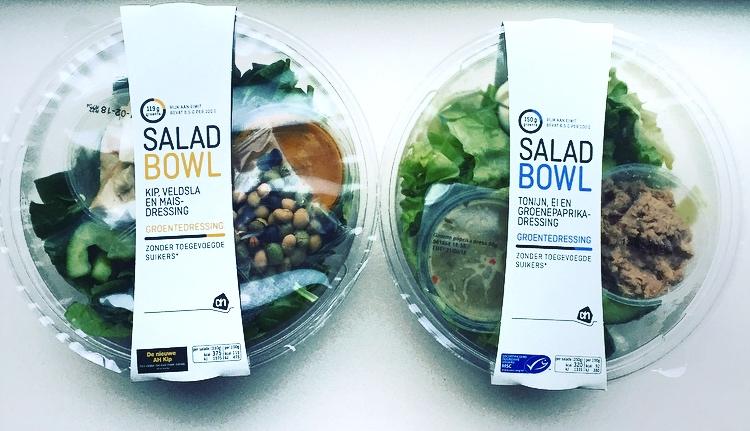 Saladbowl Albert Heijn
