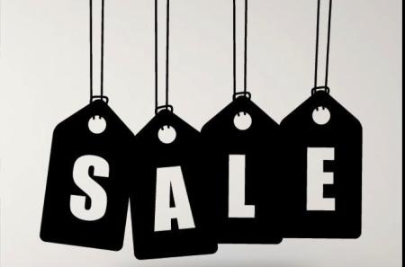 sale black